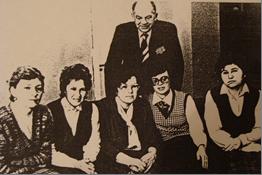 1984 год. Главный врач П.В. Емельянов