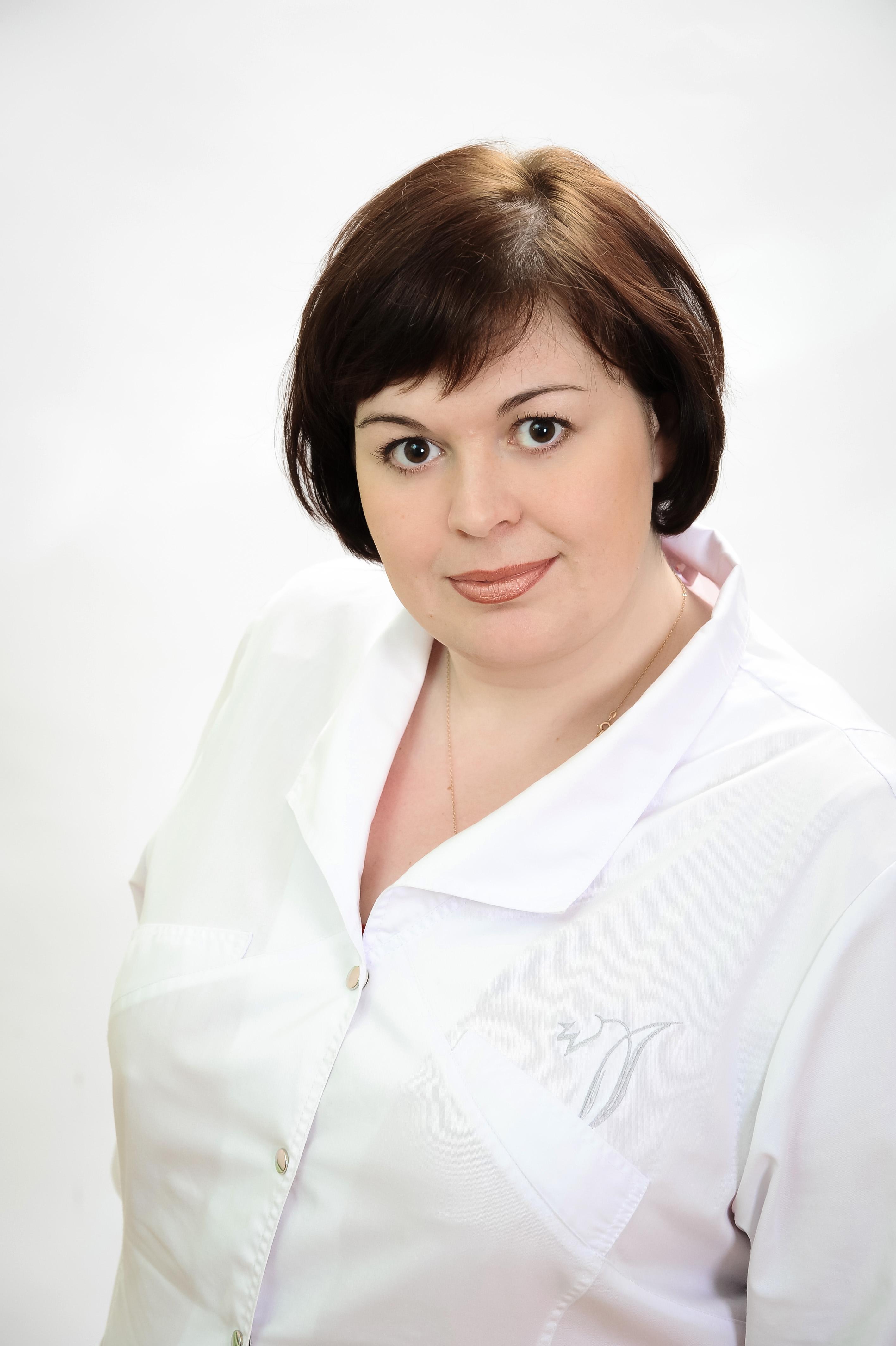 Главный врач ЧОЦМП Ольга Викторовна Агеева