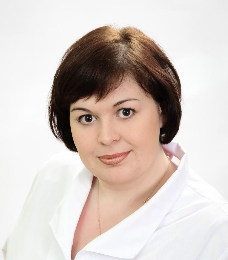 Главный врач ГБУЗ ЧОЦМП Агеева Ольга Викторовна